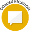Communication-badge